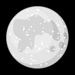 Luna per taglio capelli maggio
